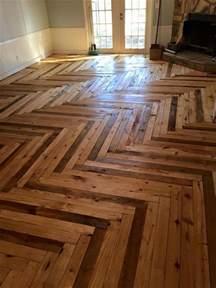 diy pallet flooring the owner builder