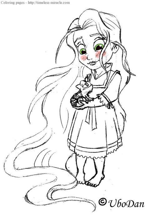 baby disney princess colouring page timeless miraclecom