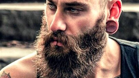 How To Make Awesome Beard Styles Youtube