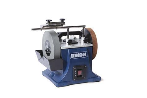 rikon   wet sharpener finewoodworking