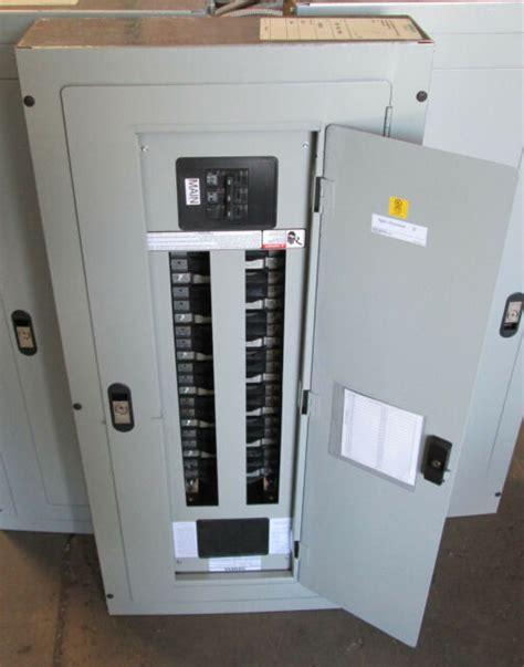 buy  siemens  amp main breaker panel  circuits