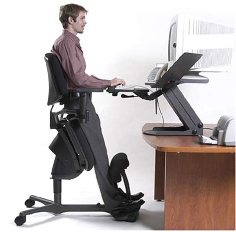 ergonomic kneeling desk chair ergonomic kneeling desk chair best products willow tree