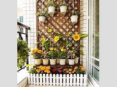 DIY Garden Top Gardening Ideas for Small Balcony Garden