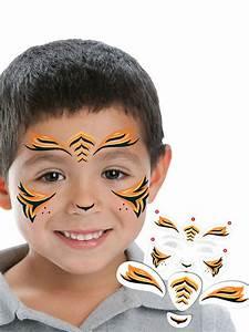 Karneval Gesicht Schminken : tiger gesicht schminken arrrrr zeit f r tiger schminken tiger schminken leicht gemacht ~ Frokenaadalensverden.com Haus und Dekorationen