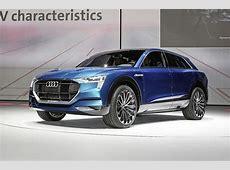 Audi Q6 etron quattro confirmed for production Autocar