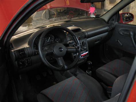 Interior Opel Corsa B