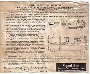 Signal Stat 900 Wiring Diagram