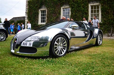 The centodieci is a 1577 hp hypercar that can reach a top speed of 236 mph. Bugatti Displayed 9,404 Horsepower at the 2017 Goodwood Festival of Speed | Automobile Magazine