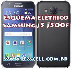 Esquema El U00e9trico Celular Smartphone Samsung Galaxy J5 Sm
