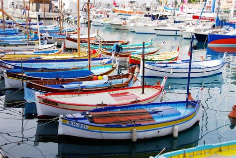 Puzzle Boat by Boats In St Tropez Jigsaw Puzzle In Puzzle Of The