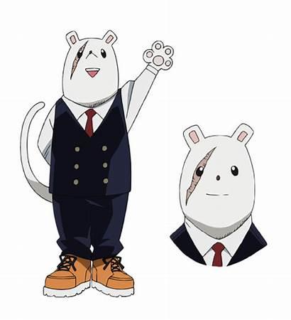 Characters Nezu Character Academia Hero Anime January