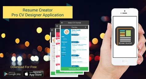 Indeed Resume Creator by Resume Creator Application Create A Professional Looking