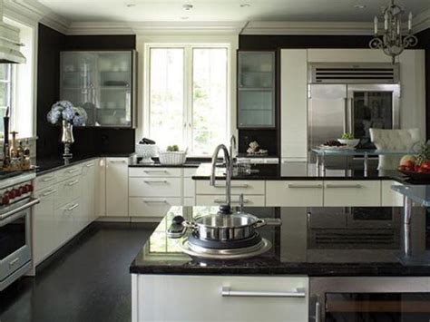 small kitchens with white cabinets and black countertops granite countertops hgtv