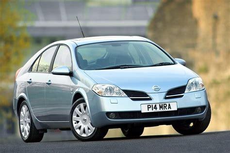 nissan primera p  car review honest john