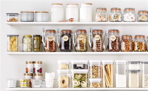 Kitchen Storage : Kitchen Storage & Food Storage