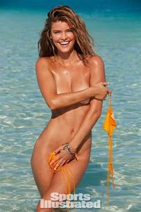 Wicked Halloween 2014 Lowell by Nina Agdal Sports Illustrated Swimsuit Issue 2014