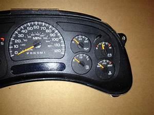 Find 03 04 05 06 Chevy Silverado 2500 Hd Turbo Diesel Gauge Cluster Motorcycle In Columbus  Ohio