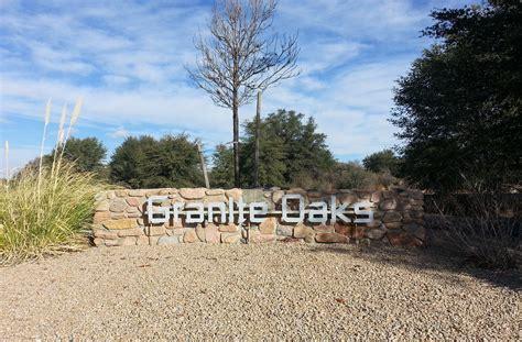 about prescott real estate granite oaks subdivision