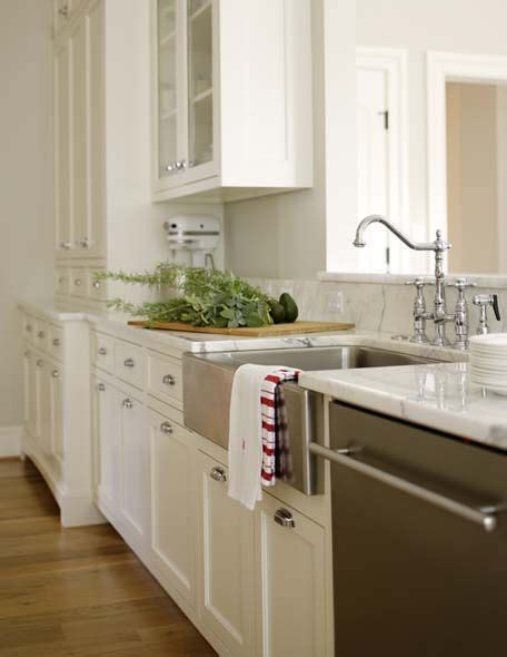 stainless steel apron sink white cabinets kitchen w stainless steel farmhouse sink marble counter