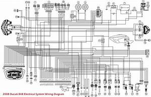 2008 Ducati 848 Wiring Diagram