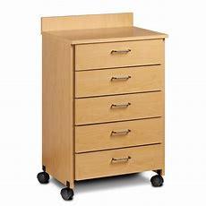 Clinton 8950 Mobile Treatment Cabinet