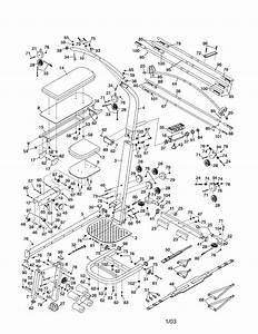 Weider Crossbow Parts