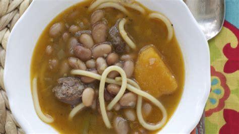 chili cuisine chilean porotos con riendas recipe que rica vida