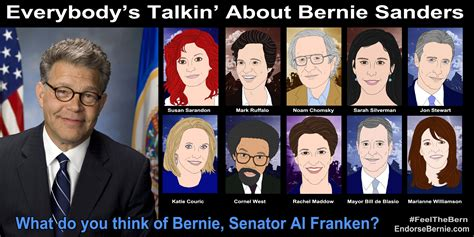 Al Franken Memes - endorsebernie com us senators please endorse bernie sanders for president