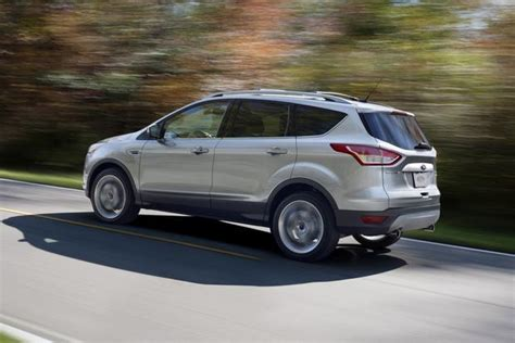 ford escape  car review autotrader