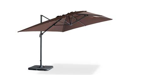 parasol d 233 port 233 rectangulaire de 3x4m