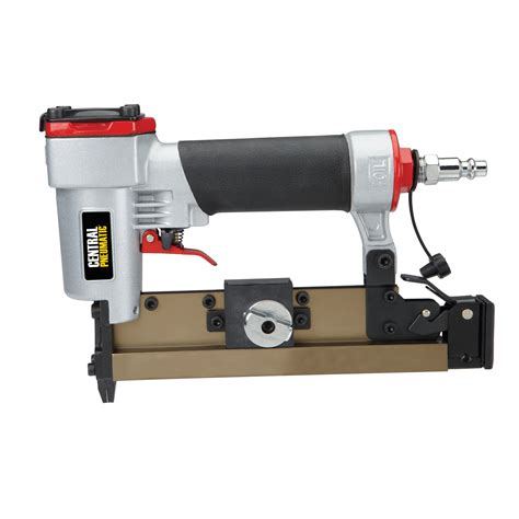 harbor freight tools floor nailer 23 pin air nailer