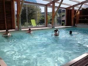 gite de groupe de 27 personnes avec piscine couverte With location vacances avec piscine couverte