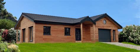 maison bois massif tarif 28 images chalet en bois toit plat mc immo jm conception la maison