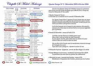 Les Quatre Temps Horaires : le quatre temps n 2 chapelle saint michel archange ~ Dailycaller-alerts.com Idées de Décoration