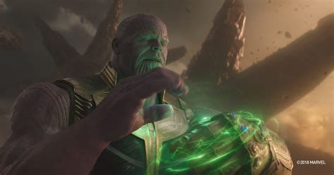 Thanos' Snap Was Originally Going To Happen In Avengers 4