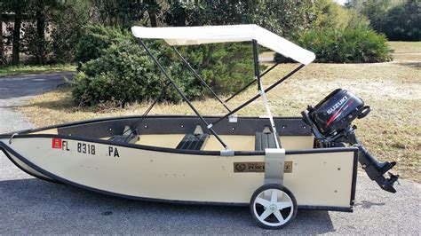 Porta Boat by Porta Bote Boat For Sale From Usa