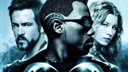 Blade Trinity Jessica Biel Snipes Wesley Movies