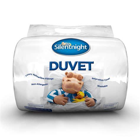 Duvets 15 Tog by Silentnight Hollowfibre Duvet 15 Tog Ebay
