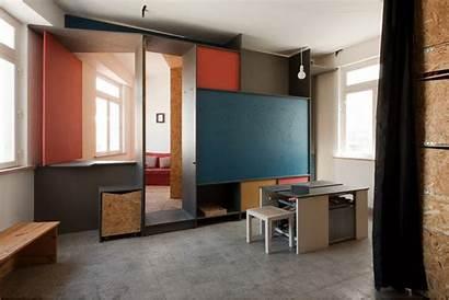 Office Studio Caldas Castro Equipped M2 Architect