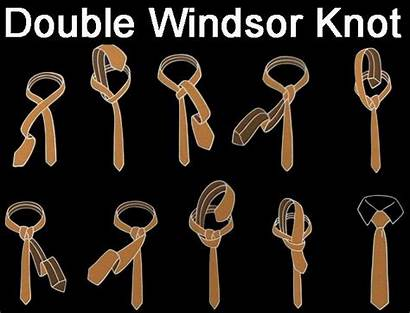 Tie Windsor Knot Double Google Knots Simple