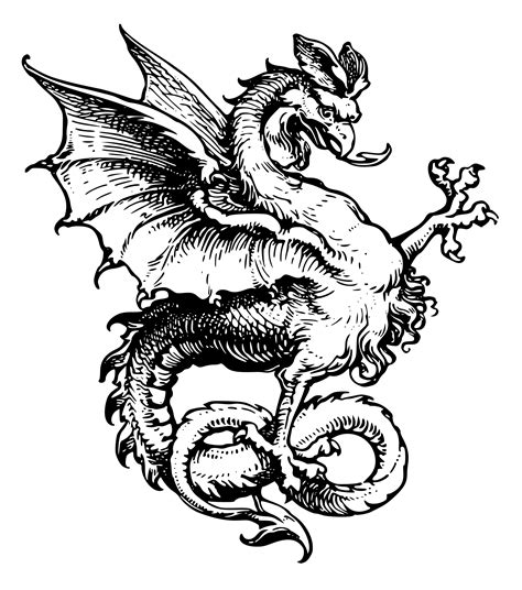 dragon tattoos png transparent dragon tattoospng images