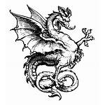 Tattoo Transparent Dragon Tattoos Background Pluspng Format