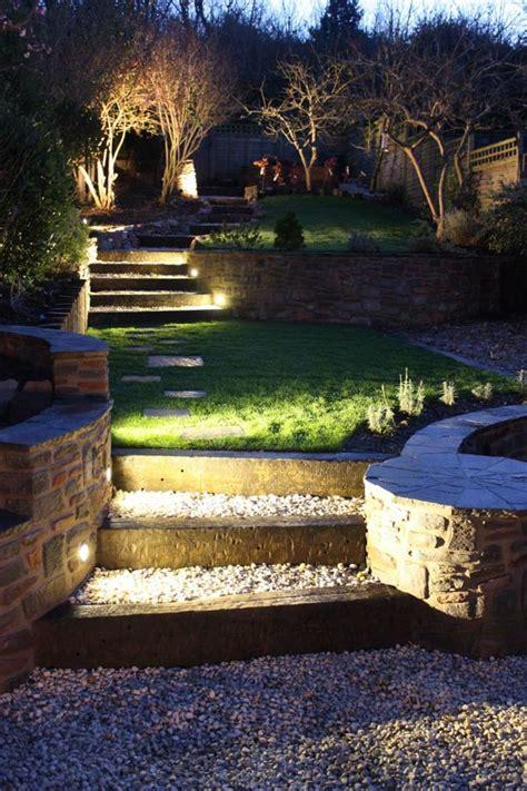 Gartentreppe Gestalten by Gartentreppe Beleuchten Und Sie Zum Hingucker Machen