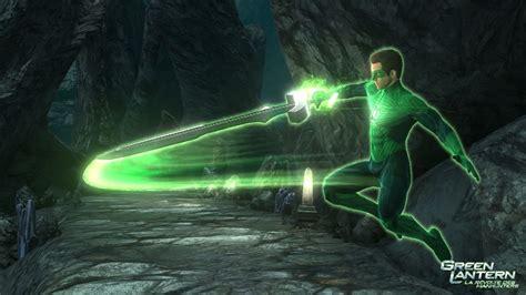 jeux de green lanterne test green lantern la r 233 volte des manhunters