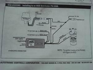 Mallory Comp 9000 Distributor Wiring Diagram