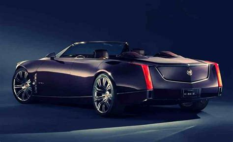 2019 New Cadillac Ciel Price, Release Date & Concept