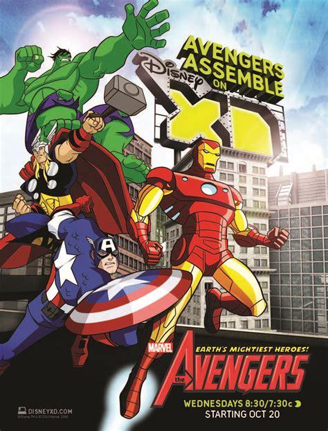 avengers earths mightiest heroes   marvel
