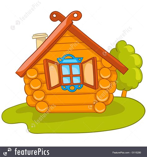 house plan creator cottage illustration