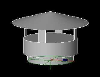 Kitchen Exhaust Revit by Revitcity Object Parametric Duct Weather Cap