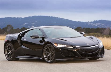 2016 Honda Nsx Specifications Confirmed